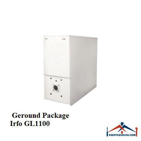 پکیج زمینیIRFO ایرفو گازوییل-گاز GL1100