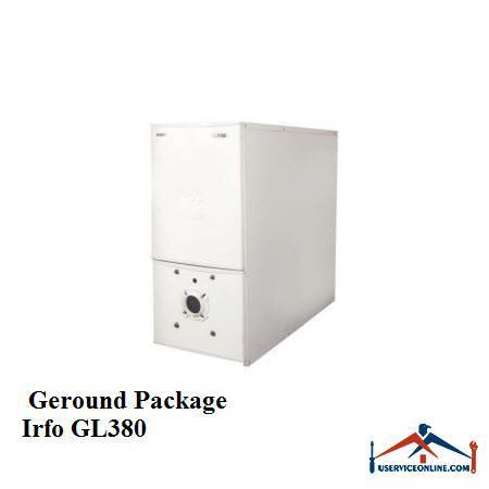 پکیج زمینی IRFO ایرفو گازوییل-گاز GL380