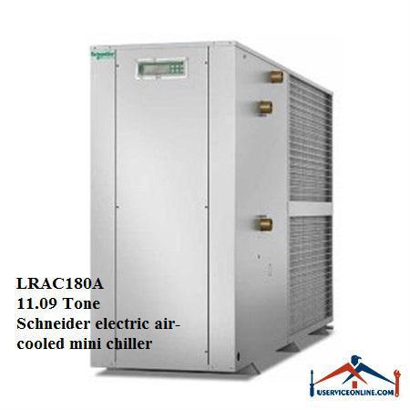 مینی چیلر هوا خنک اسکرال اشنایدر 11.09 تن LRAC180A