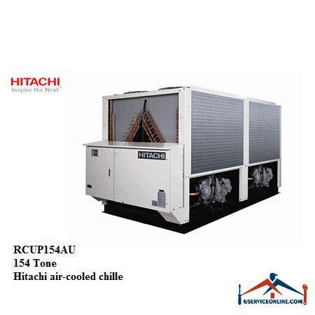چیلر هوا خنک تروپیکال هیتاچی 154 تن مدل RCUP154AU