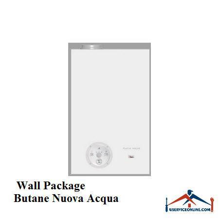 پکیج دیواریBUTANE بوتان NUOVA ACQUA