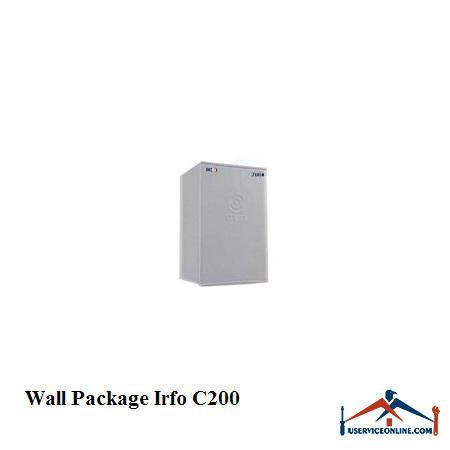 پکیج چدنی شوفاژ دیواری IRFO ایرفو C200