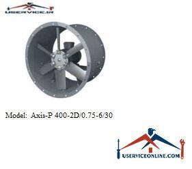 فن صنعتی بلابرگ مدل /AXIS-P 400-2D/0.75-6/30