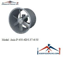 فن صنعتی بلابرگ مدل /AXIS-P 450-4D/0.37-6/50