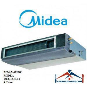 داکت اسپلیت میدیا 4 تن مدل MDA5-48HW