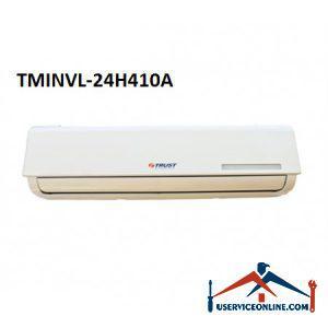 کولر گازی اسپلیت کم مصرف اینورتر تراست 24000 مدل TMINVL-24H410A