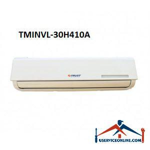 کولر گازی اسپلیت کم مصرف اینورتر تراست 30000 مدل TMINVL-30H410A