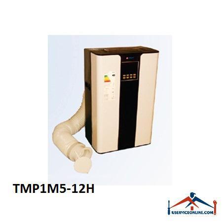 کولر گازی پرتابل اسپلیت تراست 12000 مدل TMP1M5-12H