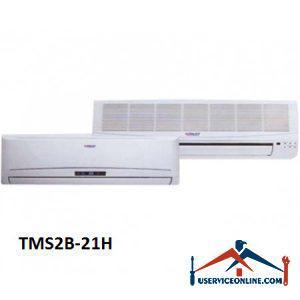 کولر گازی چند پنل اسپلیت تراست 21000 مدل TMS2B-21H