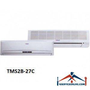 کولر گازی چند پنل اسپلیت تراست 27000 مدل TMS2B-27C