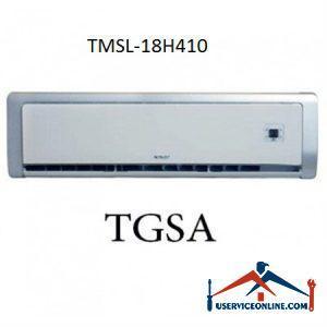 کولر گازی اسپلیت کم مصرف تراست 18000 مدل TMSL-18H410